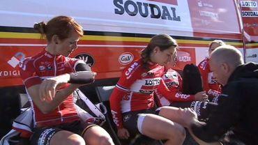 Cyclisme: la Flèche wallonne se décline au féminin