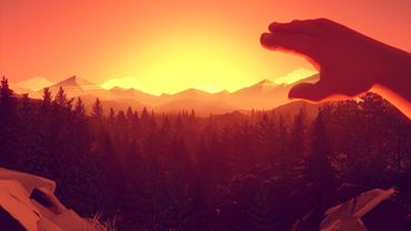 """Laissez-vous absorber par les points de vue et les vallées du Wyoming dans """"Firewatch"""""""
