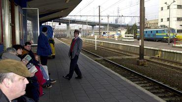 Nouvelle grève sauvage à la SNCB, des conducteurs de trains à Charleroi