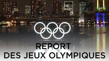 """Tokyo 2020 : Les Jeux Olympiques officiellement reportés """"d'environ un an"""""""