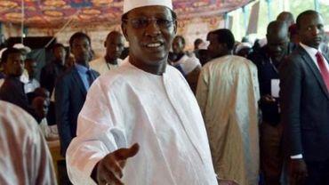 Tchad: le président Idriss Deby Itno réélu pour un cinquième mandat