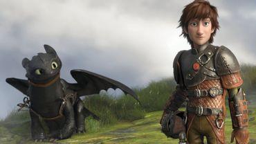 """Harold et Krokmou feront leurs adieux aux spectateurs dans """"Dragons 3"""", en salles en février 2019."""