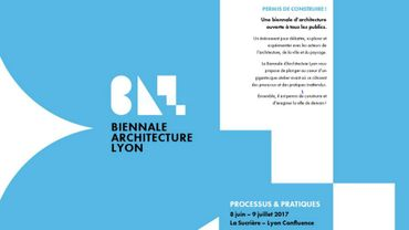 Lyon s'offre sa première Biennale internationale d'architecture