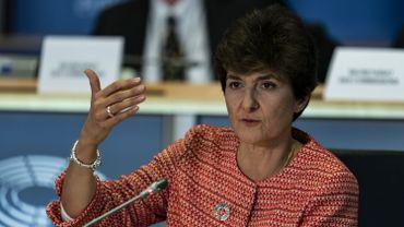 Sylvie Goulard, ex-candidate française à la commission européenne, inculpée pour détournement de fonds publics
