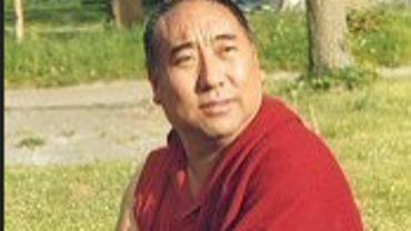 Décès du Vénérable Lama Karta .