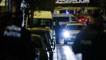 """La personne arrêtée à Molenbeek ce mercredi inculpée """"d'assassinats terroristes"""""""