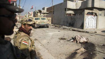 Les forces spéciales françaises traquent les djihadistes belges et français à Mossoul pour les éliminer avant leur retour