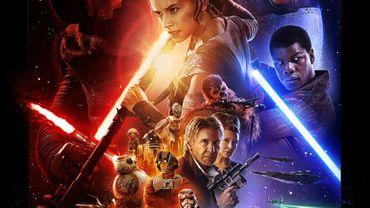 """""""Le Réveil de la Force"""" est sorti sur les écrans le 18 décembre aux Etats-Unis"""
