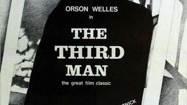 L'affiche originale du Troisième homme