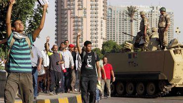 Egypte: les islamistes appellent à de nouvelles manifestations dimanche