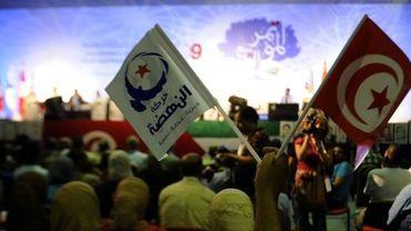 Le dernier congrès du parti Ennhada en juillet 2012