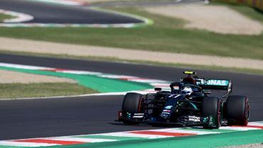 F1 : Bottas le plus rapide de la première séance d'essais libres du GP de Toscane