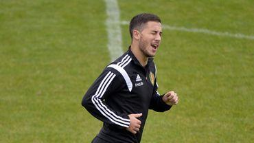 """Hazard : """"Le synthétique ? J'aime bien"""""""