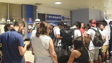 """Ryanair refuse de dédommager les passagers pour des grèves jugées """"déraisonnables"""""""