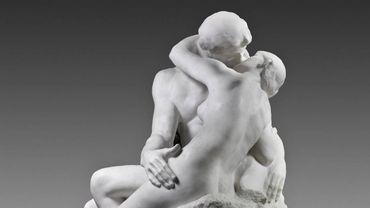 "Auguste Rodin, ""Le Baiser"" (1881-1882)"