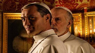 """Jude Law et John Malkovich sont les héros papaux de la deuxième saison de """"The Young Pope"""", """"The New Pope"""", dirigée par Paolo Sorrentino."""