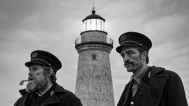 """The Lighthouse"" : Robert Pattinson et Willem Dafoe en marins au bord de la folie"