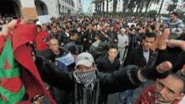 Image du doc 'Monde arabe : onde de choc'