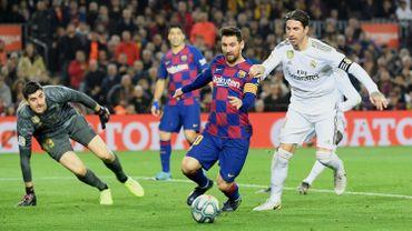 Messi et Ramos