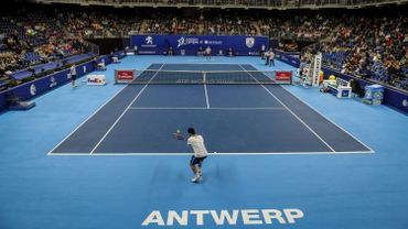 L'European Open, à Anvers