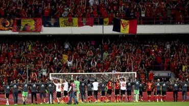 Le match Belgique-Portugal est déjà sold out