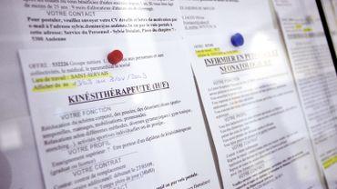 """Selon une étude de l'IRES, il n'y aurait """"que"""" cinq chômeurs par poste vacant"""