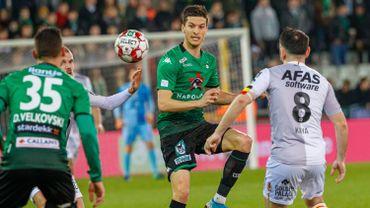 Stef Peeters quitte le Cercle Bruges et rejoint Eupen