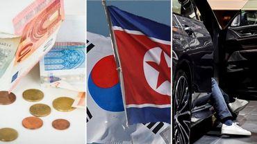 Les allocations familiales, le leasing automobile et l'entente entre les deux Corées dans la Semaine Viva