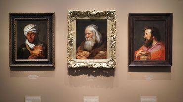 """Les """"Trois Mages"""", de Pierre Paul Rubens"""