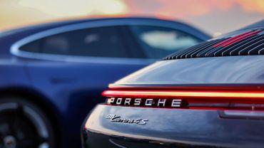 Porsche aurait-il manipulé les émissions de CO2 de certaines de ses voitures ? Une enquête en cours