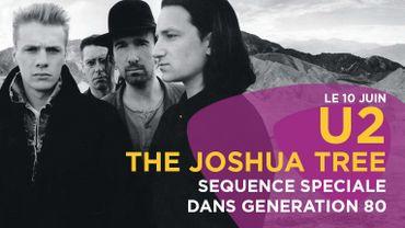 U2: séquence spéciale Joshua Tree dans Generation 80