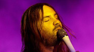 Kevin Parker, le frontman du groupe de rock psychédélique.
