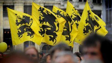 drapeaux flamands