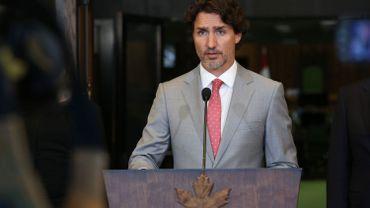 Justin Trudeau, Premier ministre.