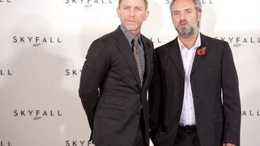 Daniel Craig et Sam Mendes