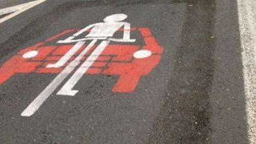 Une étude le confirme: rouler à contresens à vélo là où c'est autorisé est moins dangereux