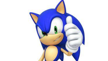 """Le jeu """"Sonic"""" a été lancé en 1991 par Sega et est devenu l'une des plus grandes icônes du jeu vidéo"""