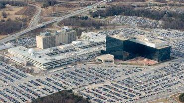Le siège de la NSA (Agence nationale de la sécurité) à Fort Meade (Maryland), en 2010