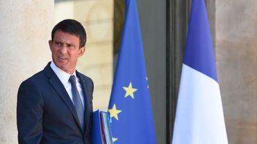 Mnauel Valls a également égratigné Nicolas Sarkozy.
