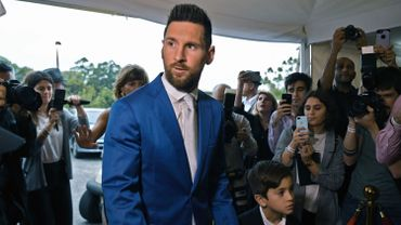 Messi officiellement milliardaire