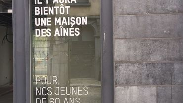 Maison des Aînés à Charleroi. Ouverture à l'automne 2018