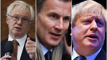 Brexit: les candidats potentiels à la succession de Theresa May