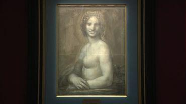 La Joconde nue est-elle née des mains de Léonard de Vinci?