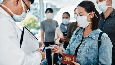 Coronavirus: la compagnie aérienne Iberia aidera ses passagers à faire un test avant leur vol