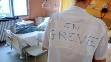 Les hôpitaux organisent un service minimum, les jours de grève