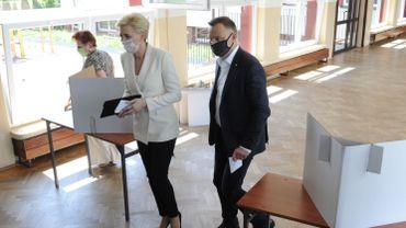 Andrzej Duda est candidat à sa réélection