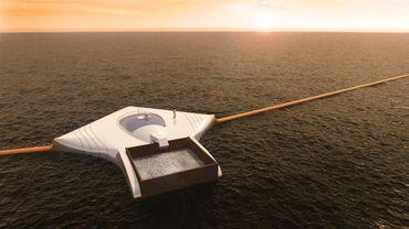"""Vider le plastique des océans: le projet fou d'un ado serait """"rentable"""""""