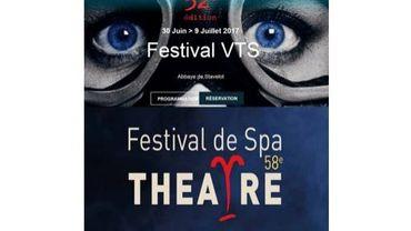 Arts de la scène: les VTS et le Festival de Spa ont le sourire