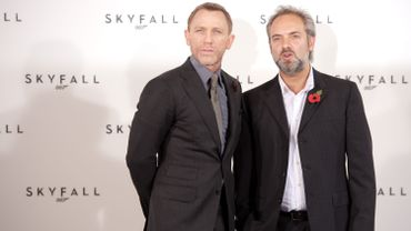 """Le duo Daniel Craig et le réalisateur Sam Mendes revient pour """"Bond 24"""""""