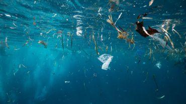 Déchets plastique dans la Méditerranée